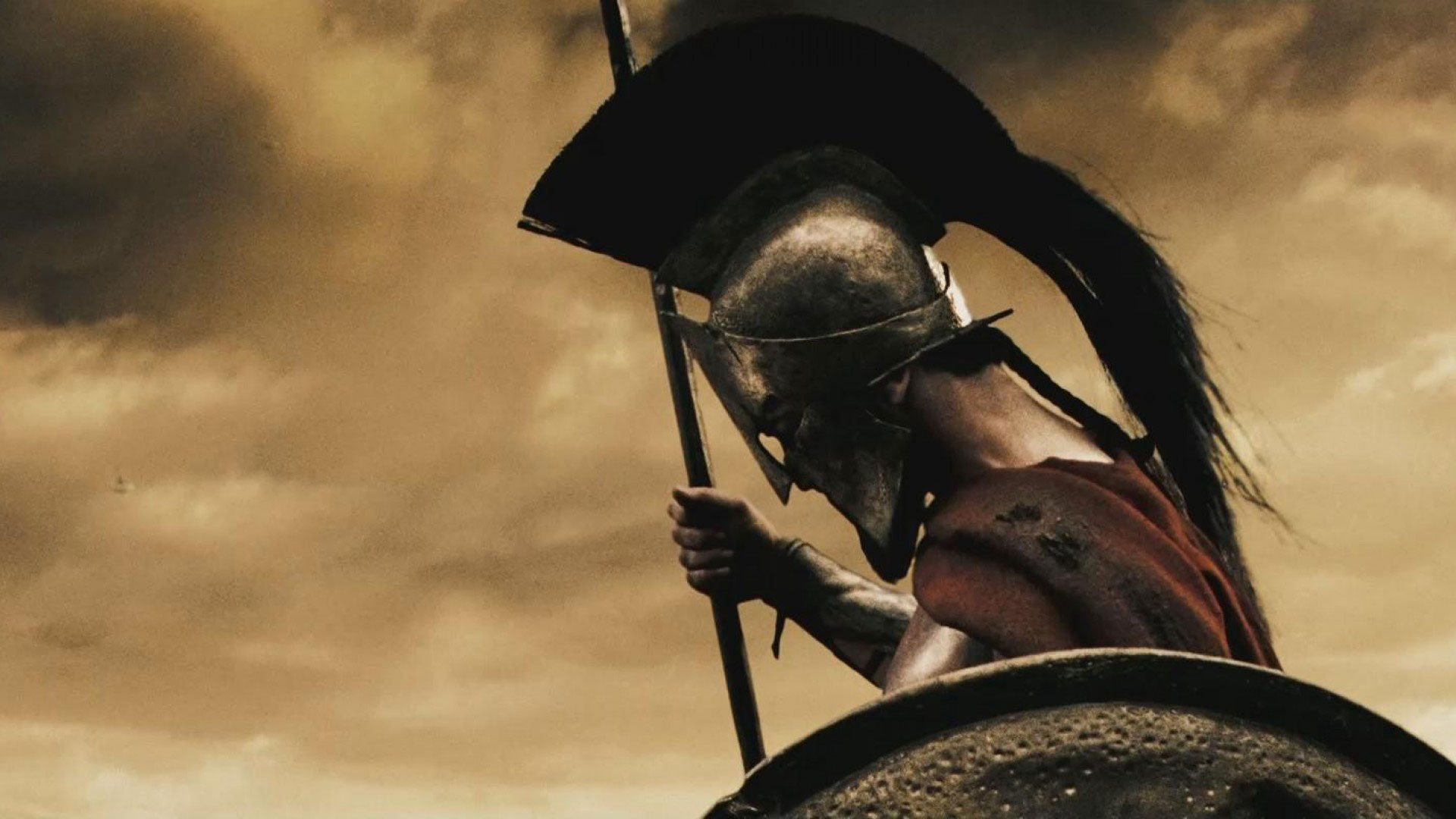 Guerriero di Sparta