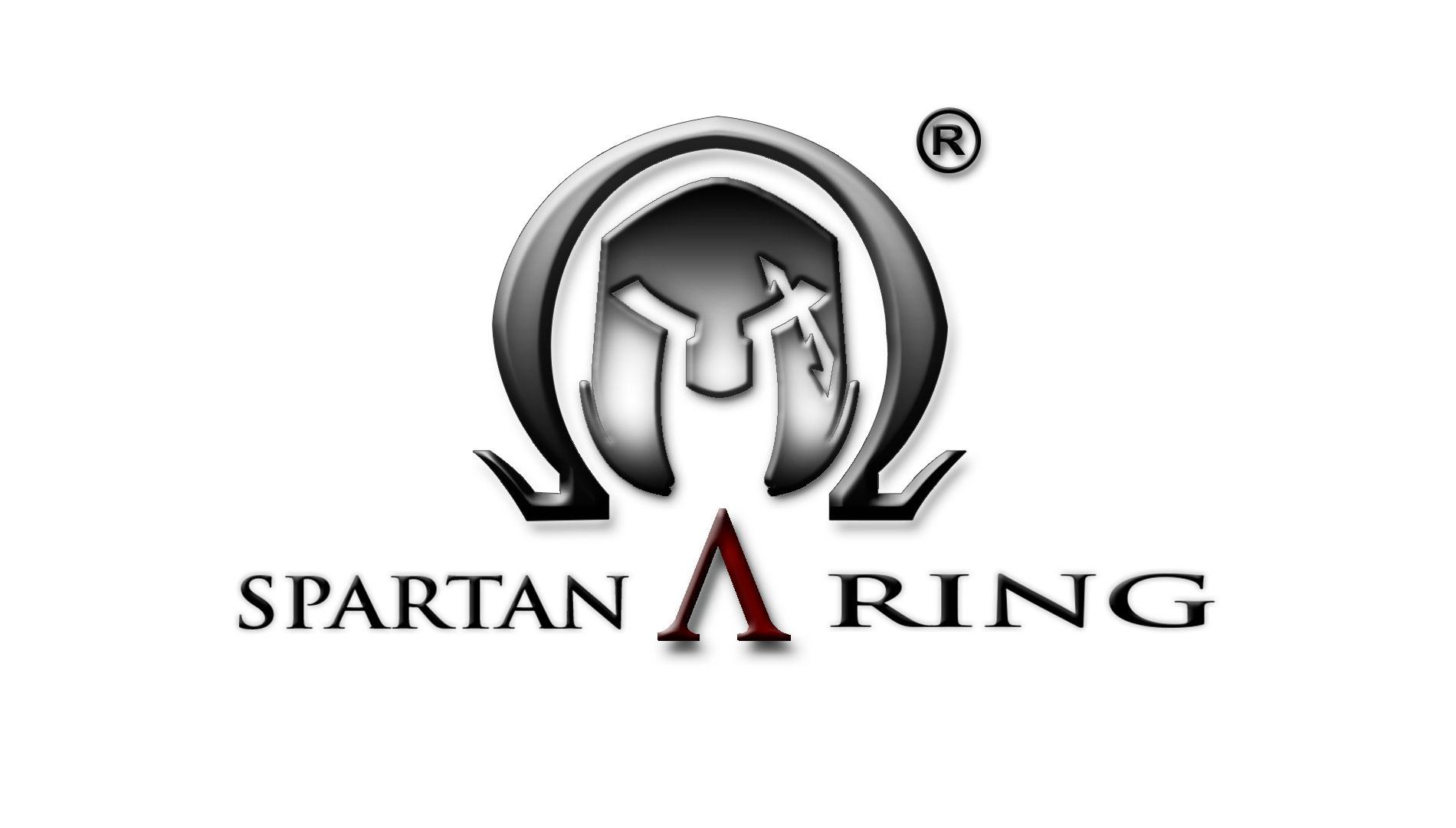 Simbolo Spartan Ring